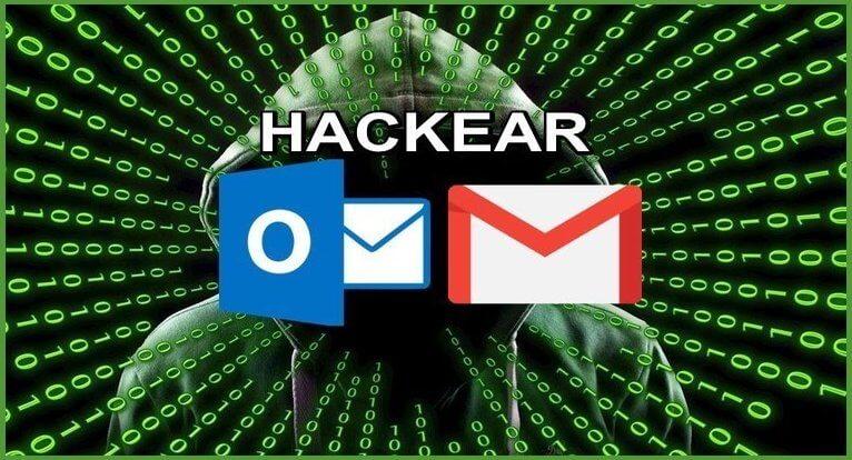 como Hackear correos